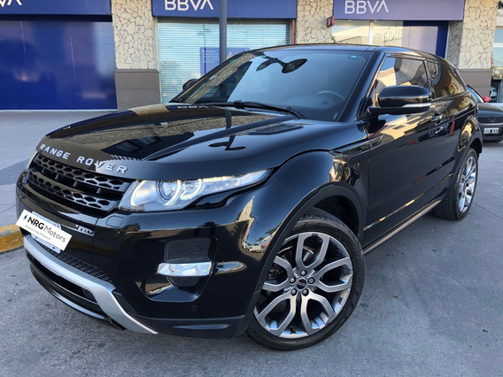 Range Rover Evoque Dynamic Plus Coupe