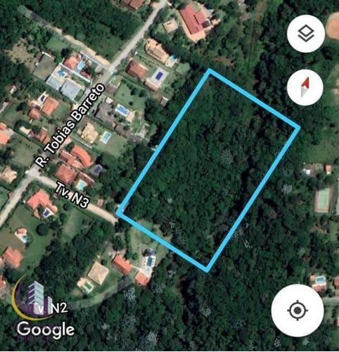 Imagem 1 de 1 de Terreno À Venda, 12000 M² Por R$ 350.000,00 - Condomínio Porta Do Sol - Mairinque/sp - Te0143