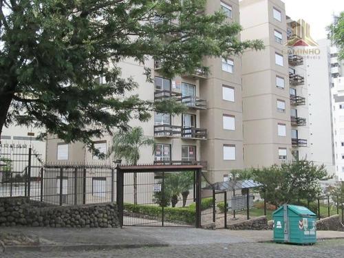 Imagem 1 de 10 de Vendo Apartamento Em Caxias Do Sul - Ap3974