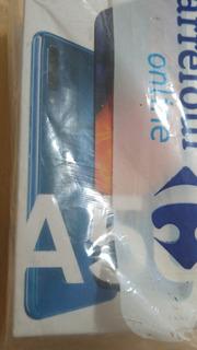Samsung A50 Nuevo En Caja Sin Uso Adicional Mem.32gb