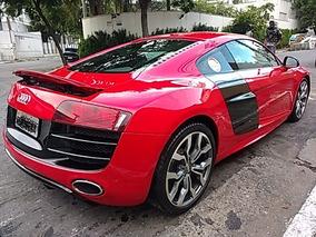 Audi R8 Coupé 5.2 V-10 525cv! Ano 2012/2012 Estudo Troca