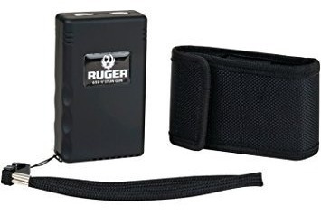 Ruger Rsg650b - Pistola De Aturdimiento De 650,000 Voltios,