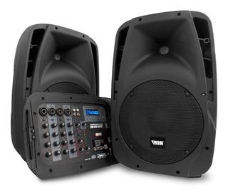 Sistema De Audio Portatil Novik Neo Evo 410 101db
