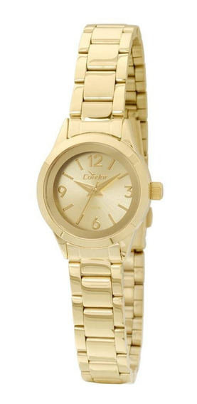 Relógio Condor Feminino Analógico Dourado Co2035kkt/4x