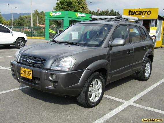 Hyundai Tucson Gl Mt 2000cc Td Aa 4x2