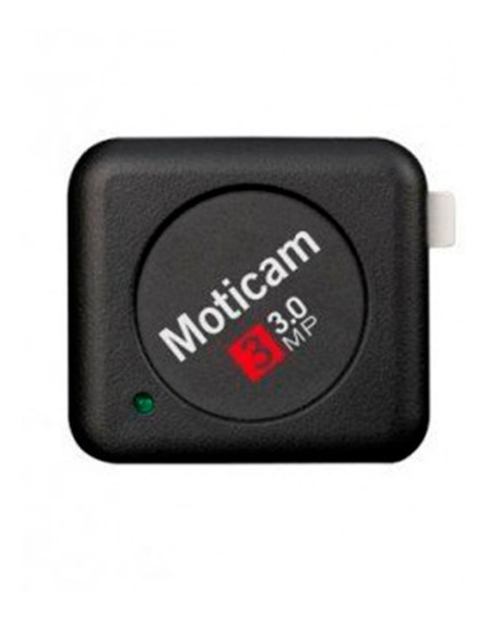 Camara Digital Moticam 3 Para Microscopio Con Montura En C