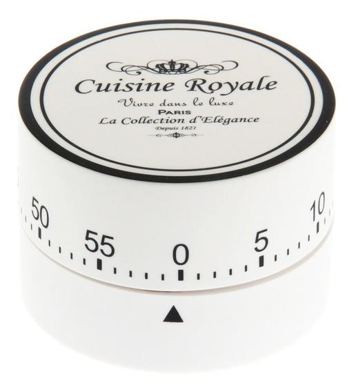 Timer De Cocina Alarma Minutero Cuisine Royale