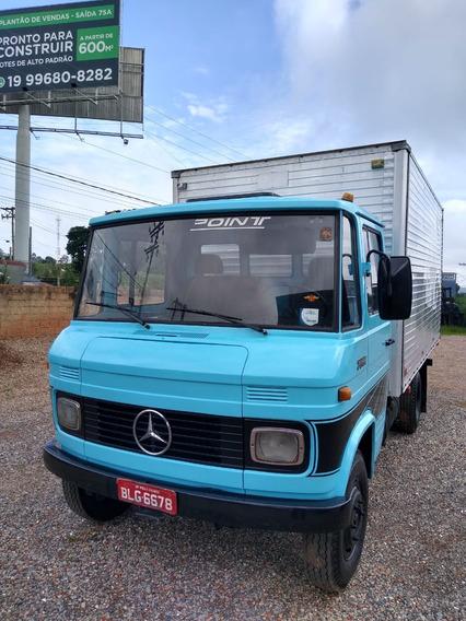 Mercedes-benz Mb 708 E