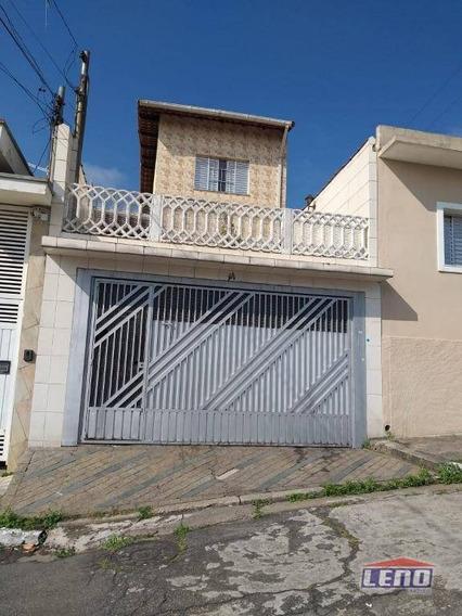 Sobrado Com 3 Dormitórios Para Alugar, 113 M² Por R$ 2.300,00/mês - Penha De França - São Paulo/sp - So0436