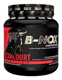 B-nox X 630g - Pre Entreno - O. Nitrico+testo De Betancour!