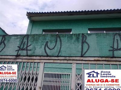 Sobrado Residencial Para Locação, Tatuapé, São Paulo - So3743. - So3743
