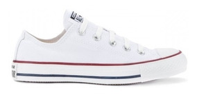 Tênis All Star Branco Converse Original Unissex Chuck Taylor