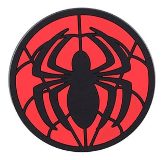 Porta-copos 2 Unidades Marvel Miniso - Homem Aranha