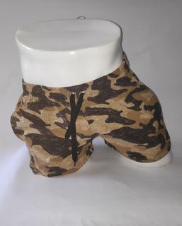 Pantalonetas Cortas, Baño Y Gym, Tallas 26 A 34