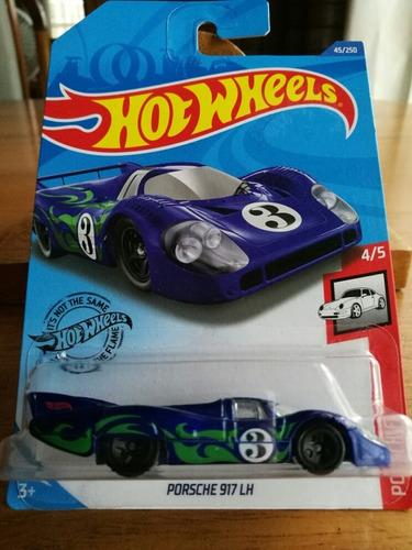 Hot Wheels Porsche 917 Lh
