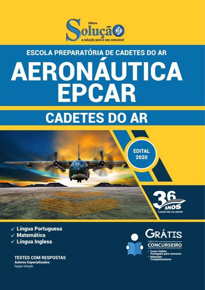 Apostila Concurso Aeronáutica Epcar 2020 Cadetes Do Ar