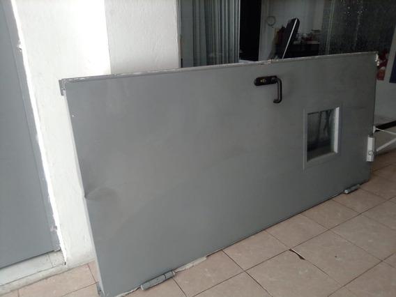 Puerta Blindada Para Oficina O Cuarto De Seguridad.