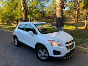 Chevrolet Trax 1.8 Lt At Única Dueña. Factura Original.