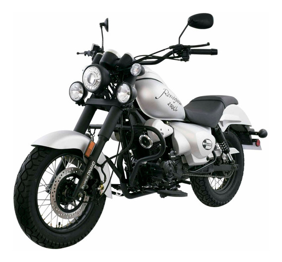 Motocicleta Dinamo Renegada 250 2019
