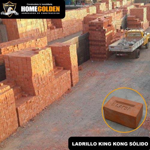 Imagen 1 de 1 de Ladrillo Para Construcción Techo Pastelero Pandereta