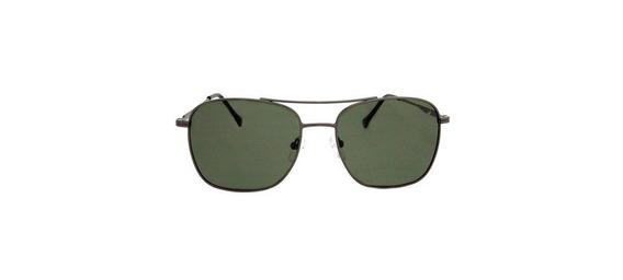 Óculos Alumínio Chumbo Com Lente Polarizada Verde Siracusa