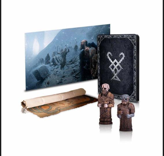 God Of War 4 Edição De Colecionador Ps4