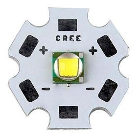 Power Led Cree T6 Xml 10w 3v Lake Blue K1682 20mm Xm-l