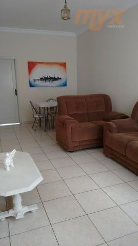 Apartamento Com 3 Dormitórios Para Alugar, 108 M² Por R$ 2.600,00/mês - Gonzaga - Santos/sp - Ap4963
