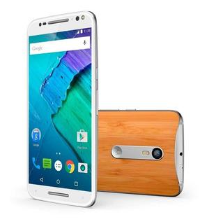 Smartphone Motorola Moto X Style (xt1572) Branco /bambu