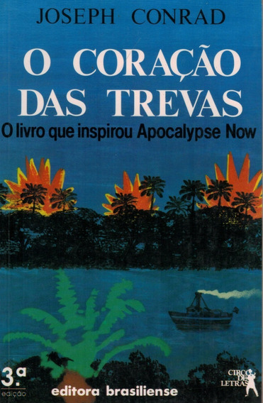 Livro O Coração Das Trevas - Joseph Conrad - 123 Paginas