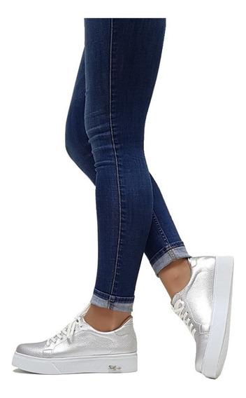 Zapatillas Botas Mujer Taco Bajo Tachas Kiwi-mugato-bsas®
