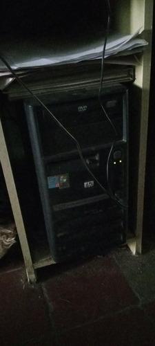 Imagen 1 de 3 de Computadora Hp Pentium 4 Monitor Aoc De 21