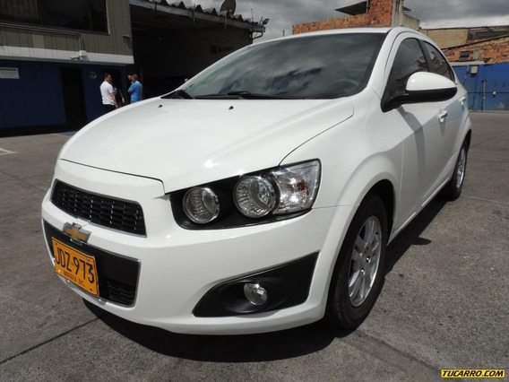 Chevrolet Sonic Lt 1.600 Aa Mt Ct Fe