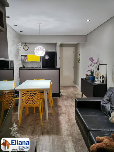 Lindo Apartamento 48 M² - 2 Dormitórios X Permuta - Santa Maria - Ma5531