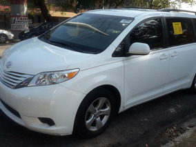 Toyota Sienna 2016, Financiamiento Disponible