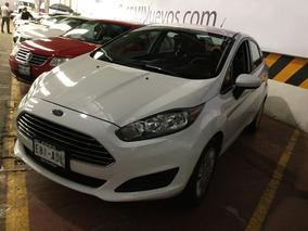 Ford Fiesta S Std 5 Vel Ac 2014