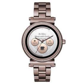 Smartwatch Michael Kors Access Mkt5030 Bronze Original