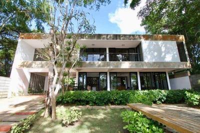 Casa En Avenida Principal En Boca Chica