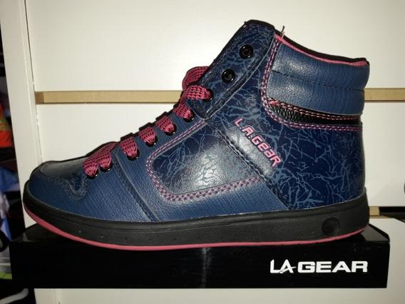 Zapatillas Bota Dama La Gear Vintage Hi
