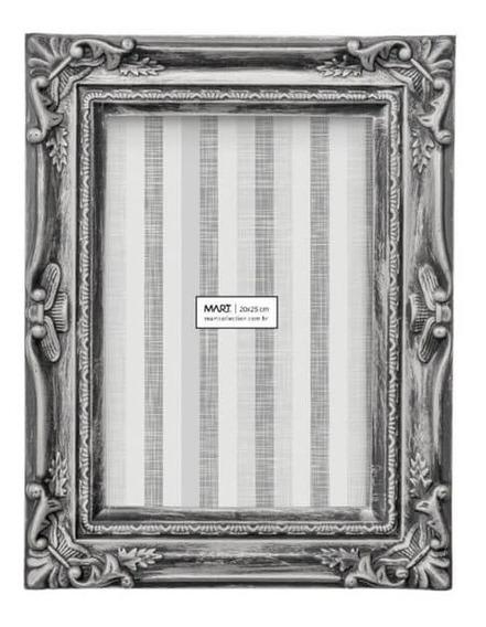 Porta Retrato Retangular Classic Mart Collection Foto 13x18c