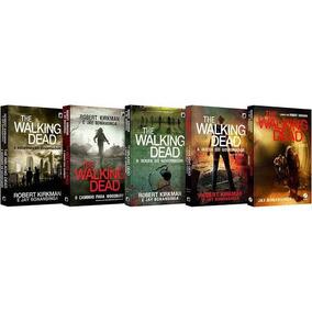 5 Livros De The Walking Dead