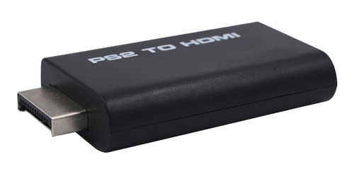 Imagen 1 de 6 de Adaptador De Convertidor De Cable Ps2 A Hdmi Con Salida De