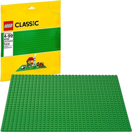 Lego Classic 10700 Placa Base Verde