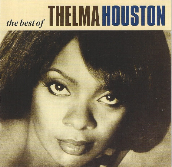 Thelma Houston - The Best Of ... ( Cd - Rem - Imp. Uk )