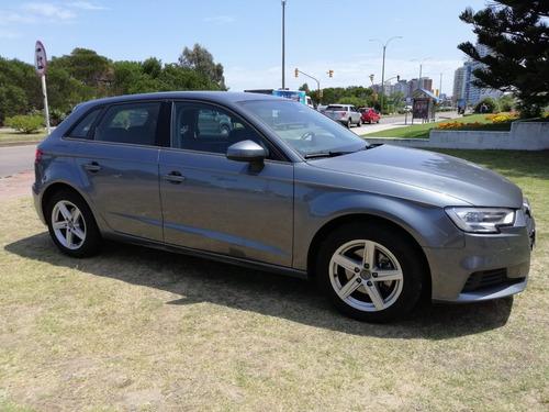 Audi A3 Sportback 1.2 Turbo - Único Dueño