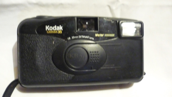 Camara Antigua Kodak 35mm Kb20 Usada. 7 Verdes