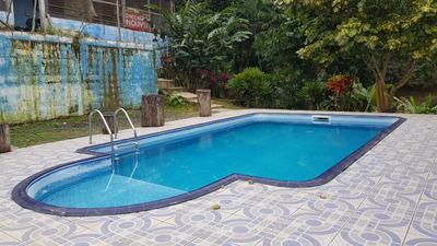 Miracatu/03 Lagos/ Sede/caseiro/ac Permuta Sbc/ Ref: 04879