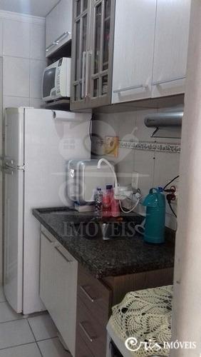 Apartamento Em Vila São João - Mauá - Sp - Av03/a04