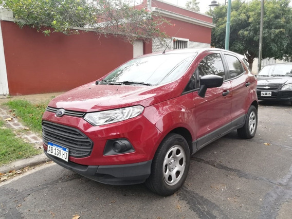 Ford Ecosport 1.6 S 2017