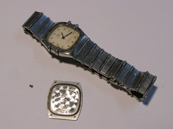 Relógio Ômega Constellation Feminino (leia O Anúncio)